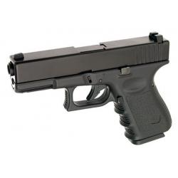 Pistola Glock G23 Gas Blowback ABS Slide KJW