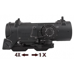 Visor ELCAN 1-4x