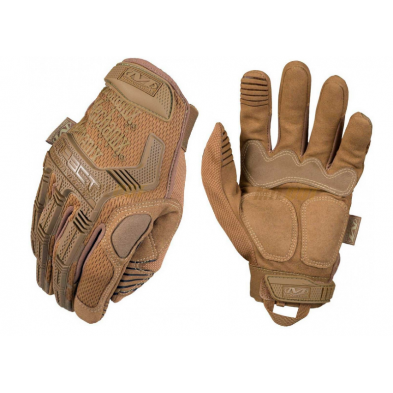 MECHANIX GUANTES M-PACT DE PROTECCION COYOTE