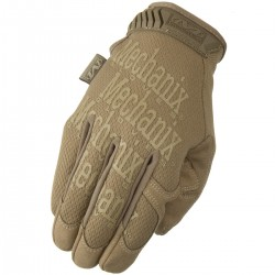 GUANTES  MECHANIX THE ORIGINAL COYOTE