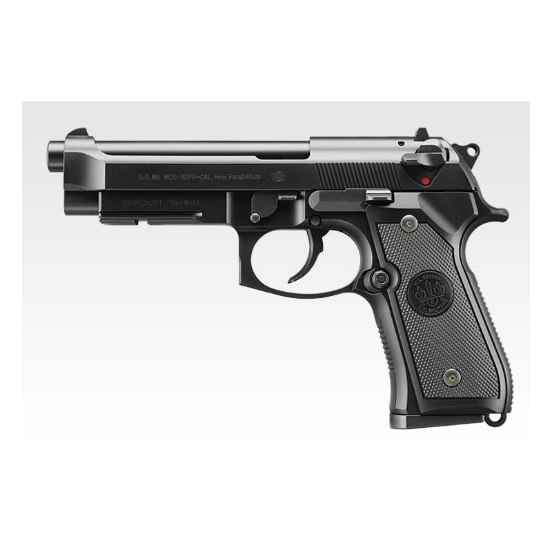 Pistola KP92 (Beretta M92) CO2 KJW