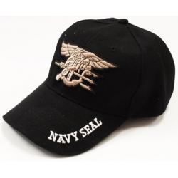 Gorra Navy Seal Negra