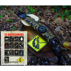 PULSERA SERIE OES 4.0 ¨EXTREME SURVIVAL¨