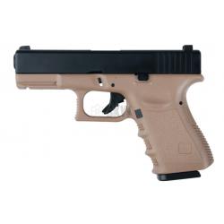 Pistola KP01 (P226) GBB KJW