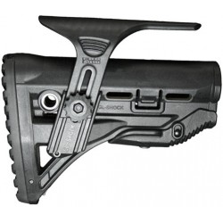 Culata Clásica M16 Tan