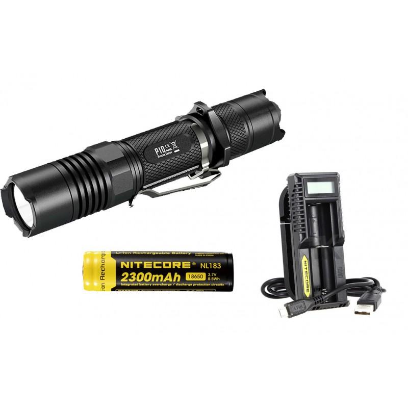 Linterna Klarus ST30 1080 lumens