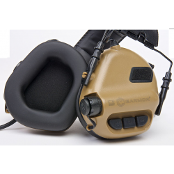 Earmor Tactical Hearing Protection Ear-Muff - CB