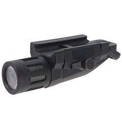 Blackcat Airsoft WML Ultra-Compact Weapon Light (Short) - Black