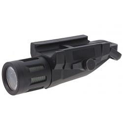 Blackcat Airsoft WML Ultra-Compact Weapon Light (Short) - Black