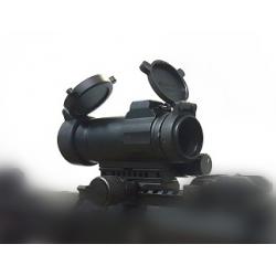 Visor Punto Rojo M4S-R BK