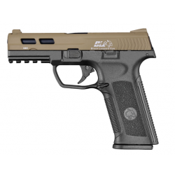 ICS BLE-006-SD4 XAE GAS BLOWBACK PISTOL TWO TONE