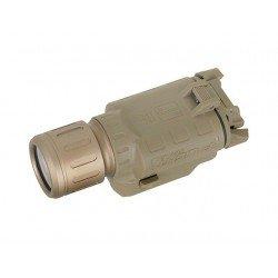 Linterna pistola Beta Project 250 lumens Dark Earth