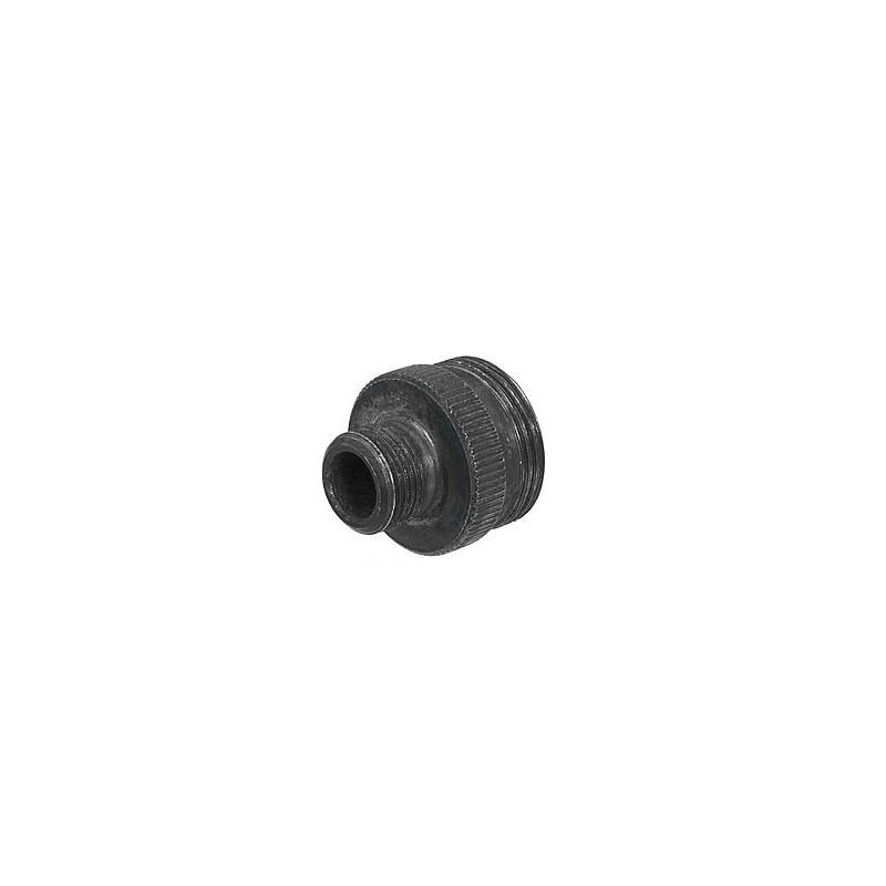 Adaptador rosca silenciador L96 Well MB03/MB08/MB01,08/MB10/MB11/MB12/MB4411A