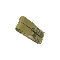 Porta cargador doble P90 MULTICAM