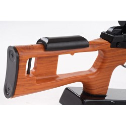 Blackcat Airsoft Mini Model Gun SVD (Escala 1:3)