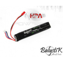 BATERIA Balystik 7.4V-1200mAh 20C