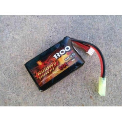 BATERIA LIPO 11.1V 1300mAH BILLOWY POWER