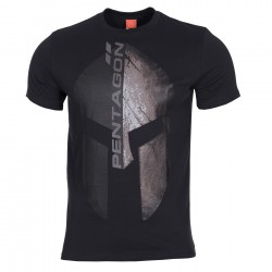 CAMISETA PENTAGON ETERNITY BLACK