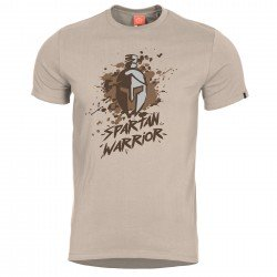 CAMISETA PENTAGON SPARTAN WARRIOR TAN