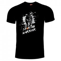 CAMISETA PENTAGON SPARTAN WARRIOR BLACK