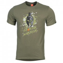 CAMISETA PENTAGON SPARTAN WARRIOR OLIVE