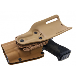 PISTOLERA Tactical X300 Light-Compatible For GBB Glock (DE)