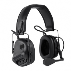 CASCOS HEADSET SIMPLE NEGROS