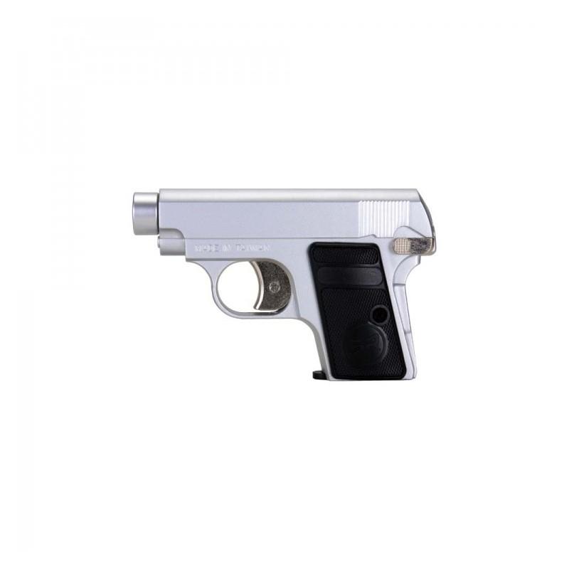 PISTOLA SRGG SILVER GAS - 6mm