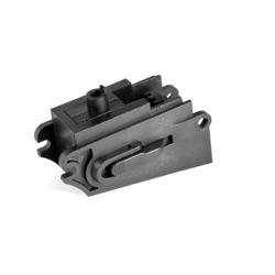 Pieza adaptador cargadores M4 para G36