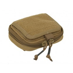 TACTICAL ENHANCED ADMIN POUCH - COYOTE BROWN
