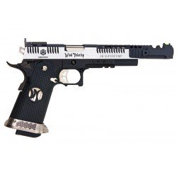 Escopeta con complementos