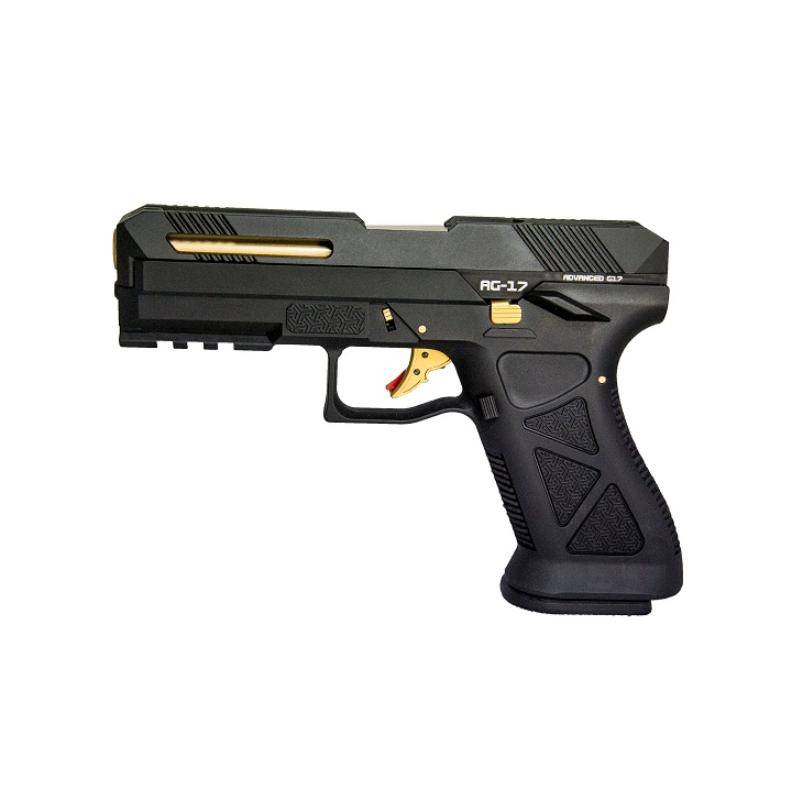 Pistola HFC GAS AG-17 Negro HG182ASB-C