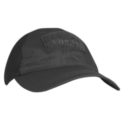 GORRA VIPER FLEXI-FIT BASEBALL BLACK