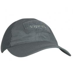 GORRA VIPER FLEXI-FIT BASEBALL TITANIUM
