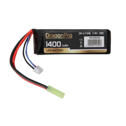 BATERIA Balystik 7.4V 300MAH micro lipo battery - special use for HPA Engine