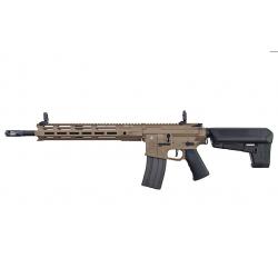 SUBFUSIL M4 CQC AEG BLACK