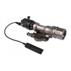 Batería recargable linterna / láser 3.7V 4000mAh