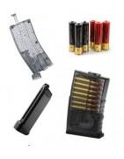 Cargadores munición